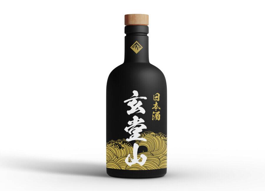 Sake package design