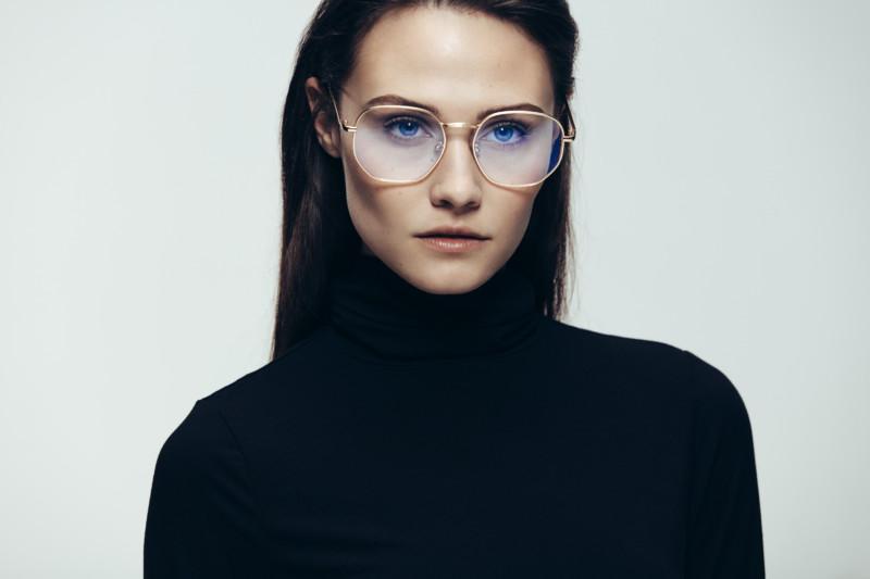 眼鏡について