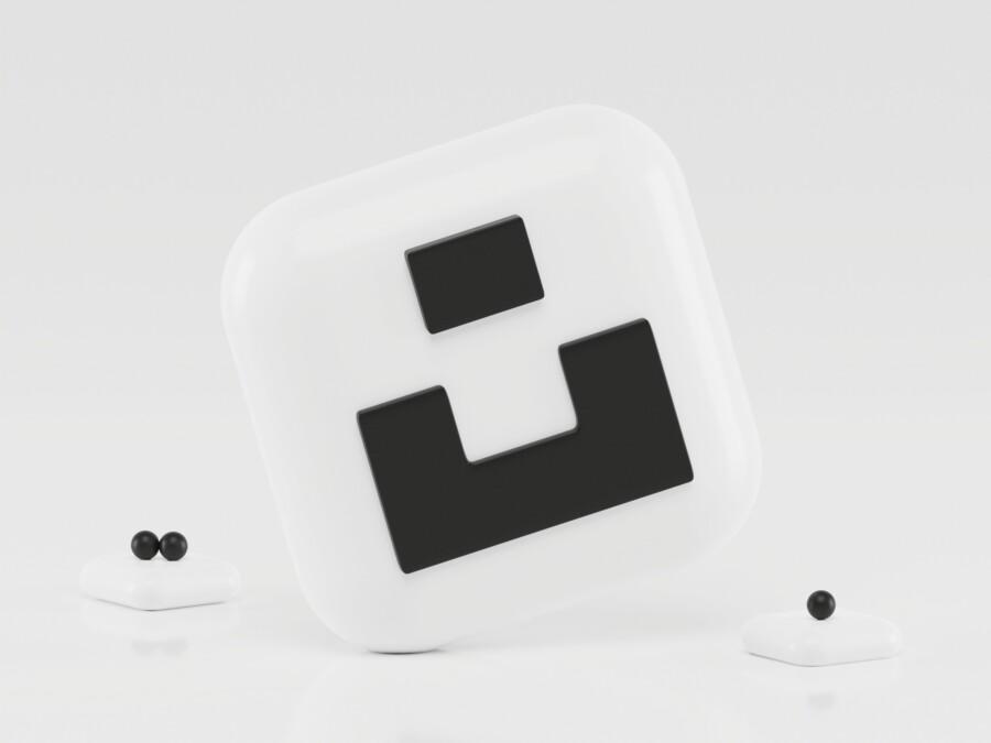 Unsplashのロゴ