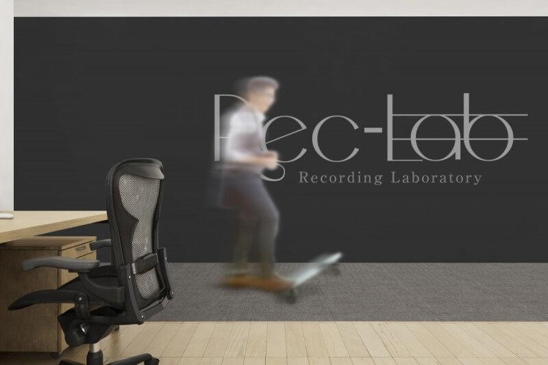 音楽制作会社のロゴ